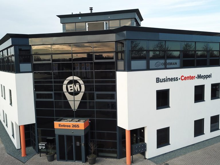 Verduurzaming bij BusinessCenter Meppel